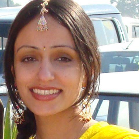 Sharanjit Kaur Sandhra
